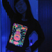 """The Hand"" Women's UV-blacklight & Glow-in-the-dark Hoodie"